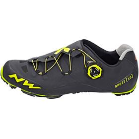 Northwave Ghost XC Miehet kengät , keltainen/musta